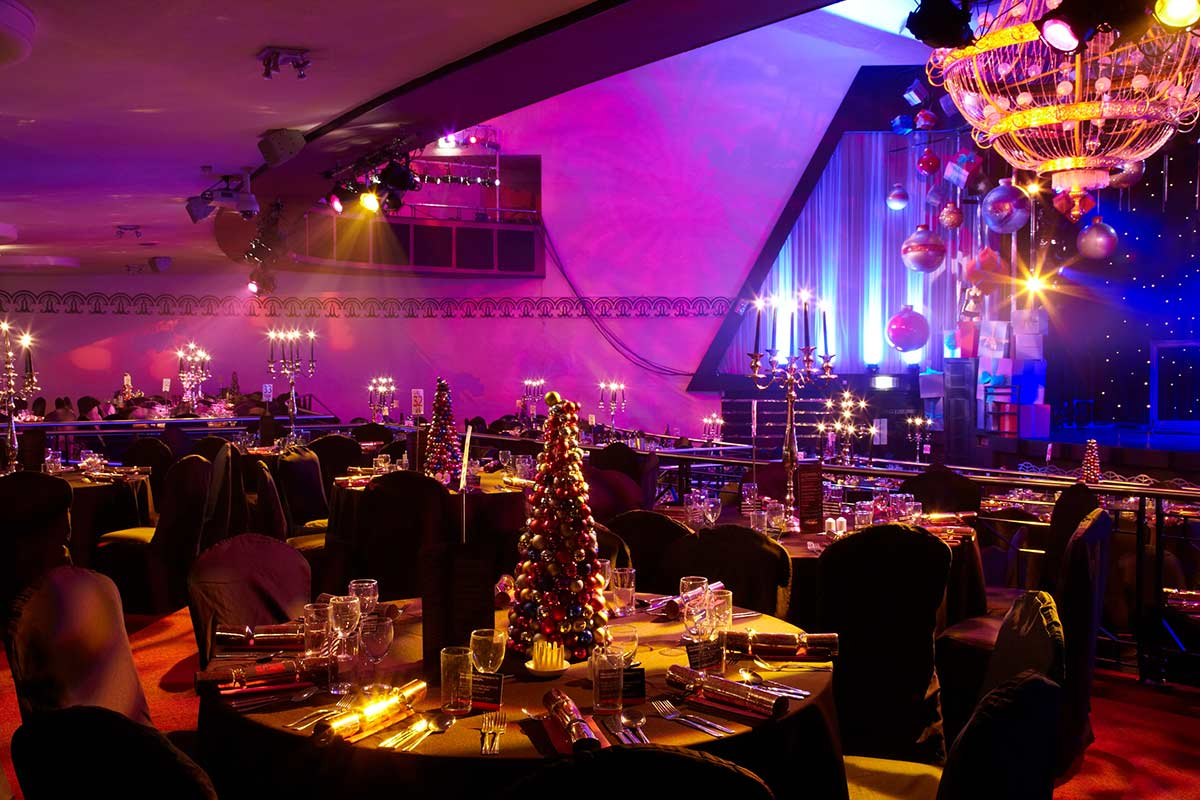 Casino christmas party manchester